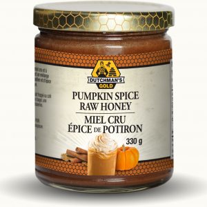 Pumpkin Spiced Honey