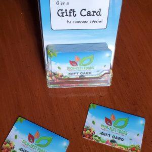 RichZest Foods Gift Card