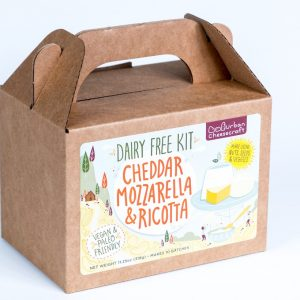 Dairy Free Cheese Kit Front