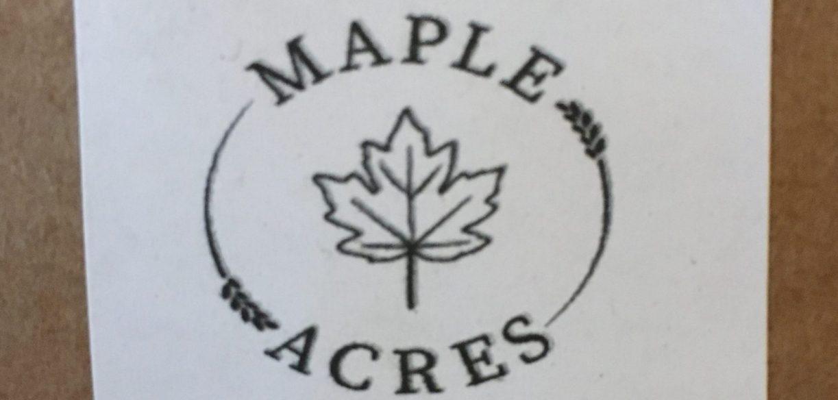 Maple Acres Farm