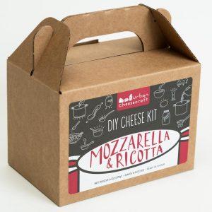 mozzarella kit front