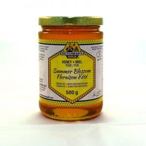 Summer Blossom Honey